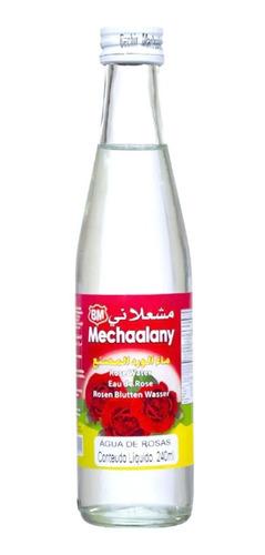 Agua De Rosas Mechaalany - Libano - Arabe 240ml Ar