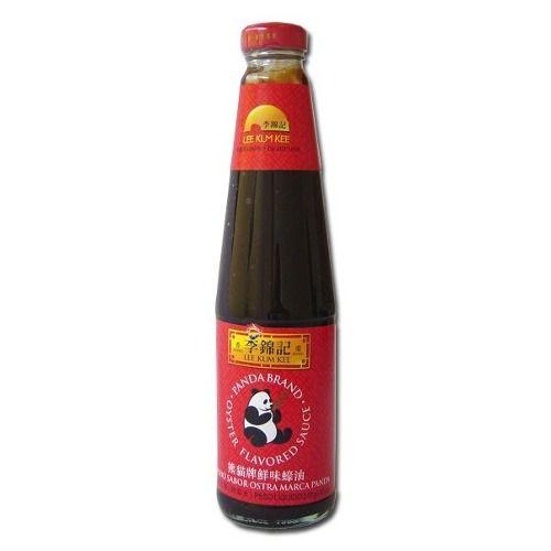 Molho Ostra Lee Kum Kee 510gr Panda Brand Oriental