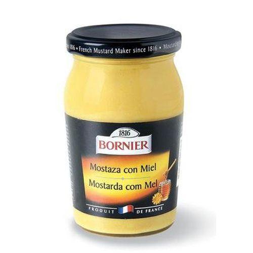 Mostarda Com Mel Francesa Bornier Honey Mustard 235g