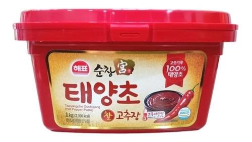 Pasta De Pimenta Coreana Forte Taeyungcho Gochujang 500gr