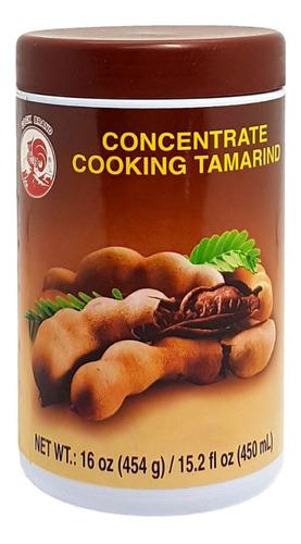 Pasta De Tamarindo Concentrado Tailandes 454gr Th