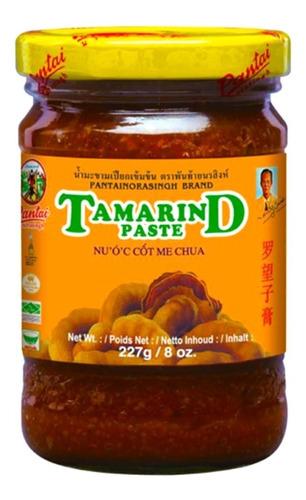 Pasta De Tamarindo Tailandes 227gr