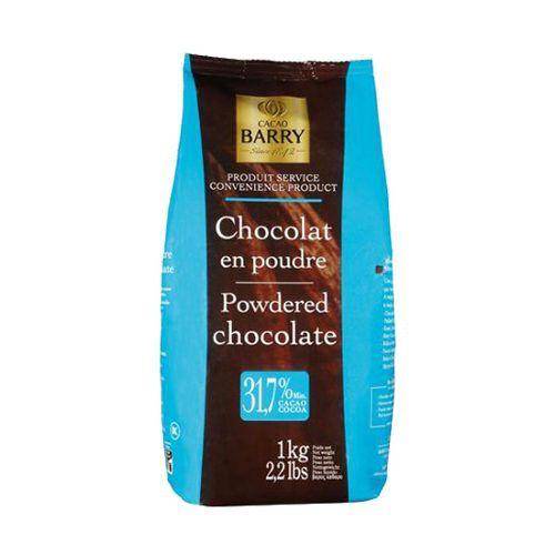 Pó para chocolate Quente Premium Frances 31,7% Cacao Barry 1kg