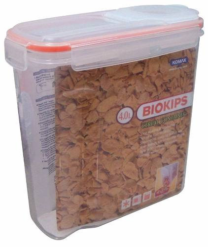 Pote Cereal Matinal Hermético 4l Sucrilhos Kelloggs Ut Ko