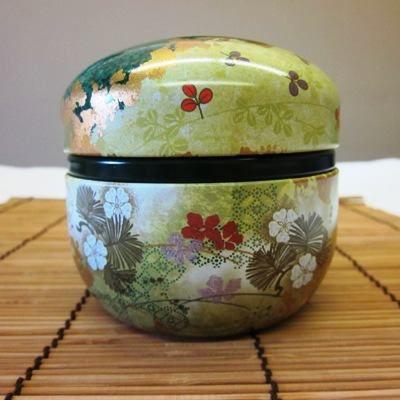 Pote Hermético Para Chá Japonês Lacre Interno Ut Jp