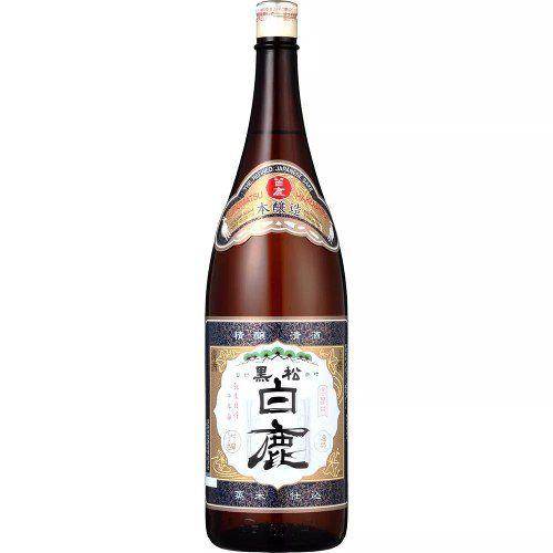 Sake Hakushika Josen Kuromatsu 1.8l