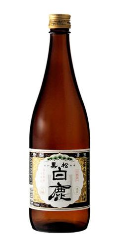 Sake Hakushika Josen Kuromatsu Honjozo Shu 720ml