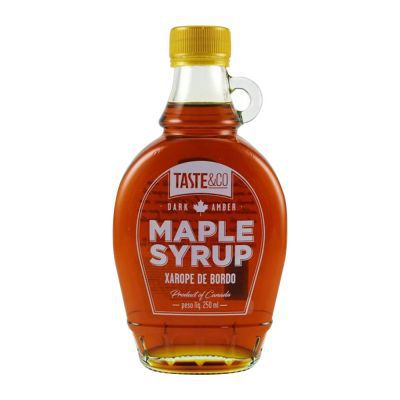 Xarope Bordo Maple 100% Panqueca Grade A 250ml