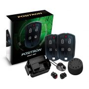 Alarme Carro Automotivo Pósitron Ex 360 Exact Universal