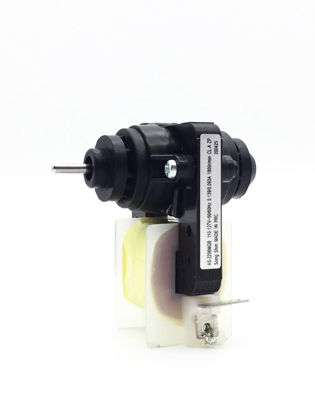 10 Motor Ventilador Refrigerador Kdv47 Continental 127v 710563