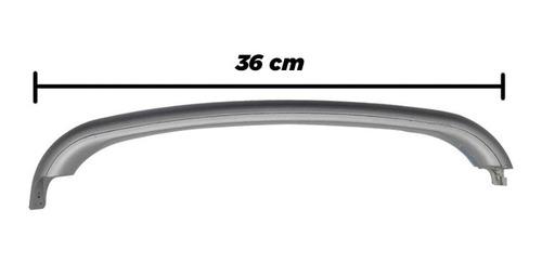 2 Puxador Horizontal Prata Bosch Ksu & Ksv 36,5cm 366280
