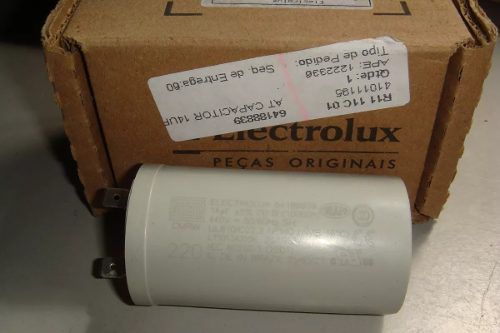 Capacitor 14MF / 440VAC - Electrolux