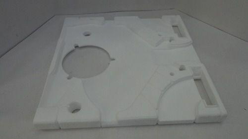 Isolação do Evaporador Geladeira - Electrolux