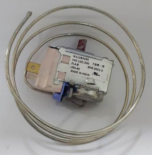 Termostato Freezer Consul Horizontal Chb41 Rfr3001-2p