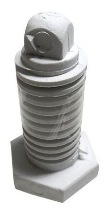 Pé Nivelador Lavadora Electrolux Lbu16 4 Unidades