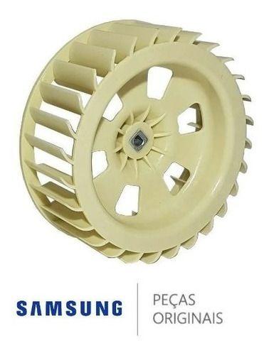 Hélice P/ Lava E Seca Samsung Dc6700904a- Original
