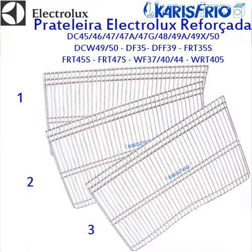 Prateleira Electrolux Dc Reforçada