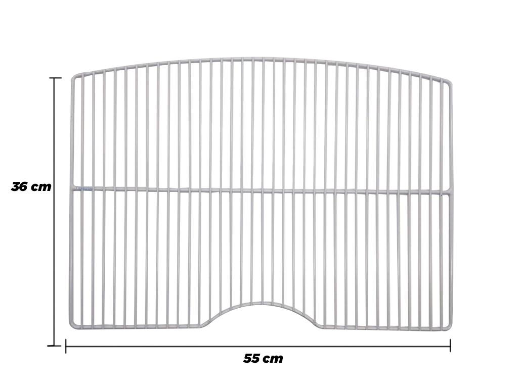 3 Prateleiras Aramada Refrigerador Cycle Defrost Ge Rege470