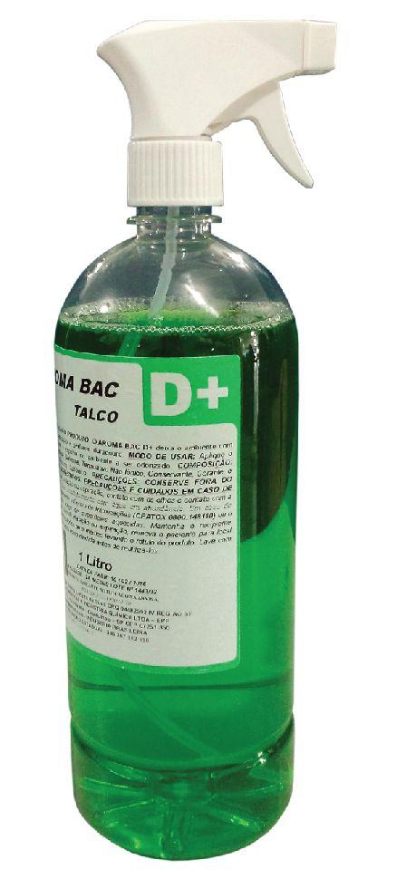 Bactericida Aromatizante Ar Condicionado 1L Talco