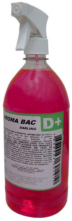 Higienizador Bactericida Germicida Microbicida para Ar Condicionado Aroma BAC Darling 1 L