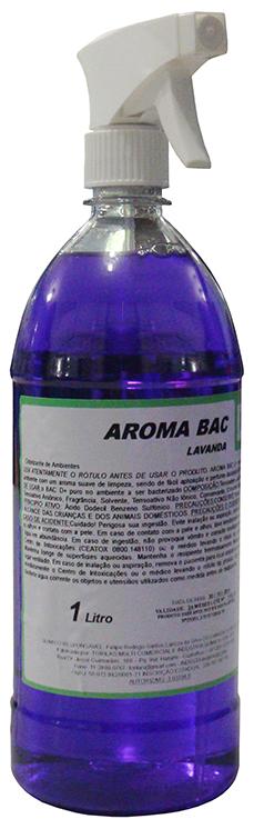 Bactericida Aromatizante Ar Condicionado 1L Lavanda