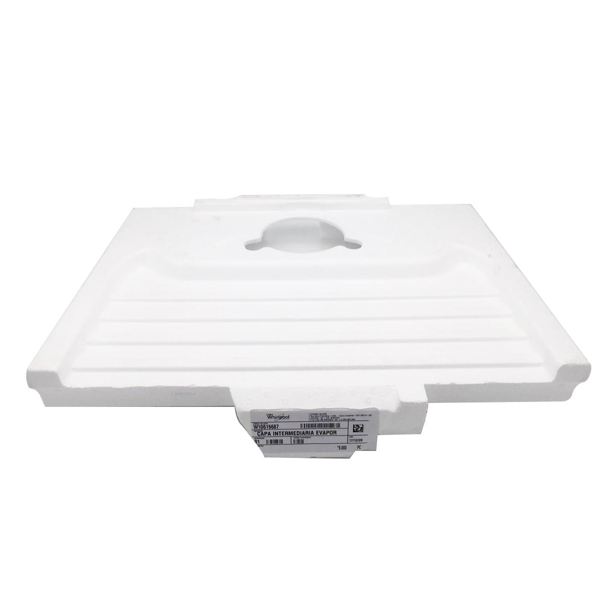 Capa Intermediária Refrigerador Brastemp BRE50N