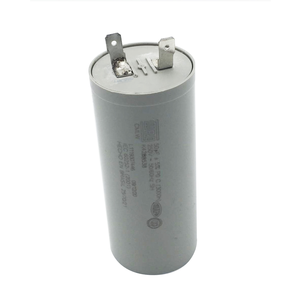 Capacitor Partida 50mf 250v