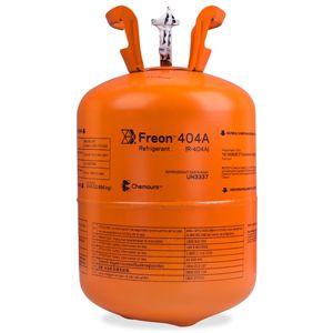 Gás Freon™ 404A (R-404A) -  Antigo Suva™ 404A (Dac 10,896kg)