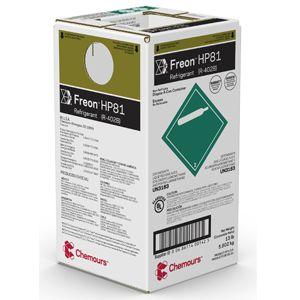 Gás Freon™ HP81 (R-402B) -  Antigo Suva™ HP81 (Dac 5.902Kg)