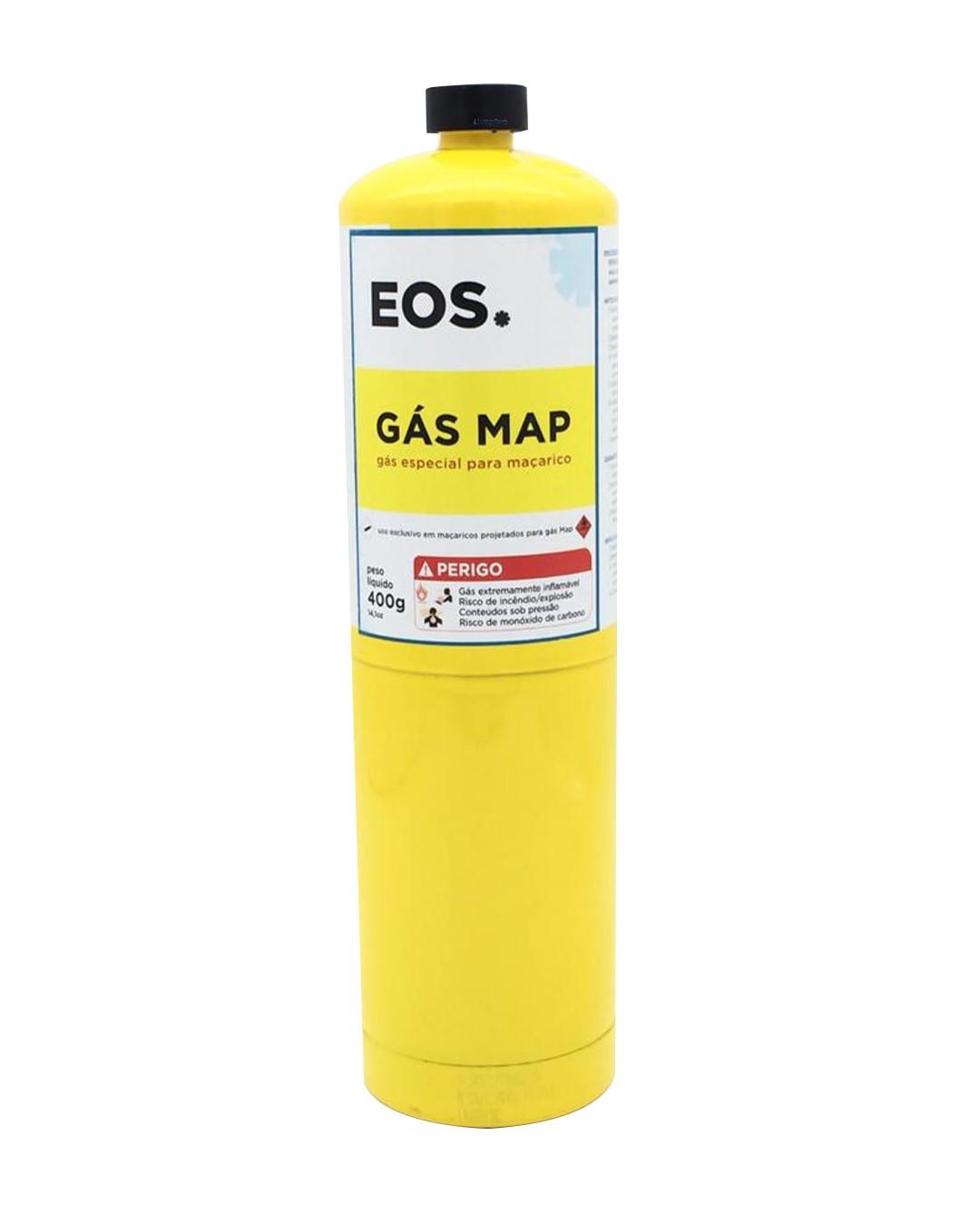 Gás Map Para Maçarico Portátil Com 400g