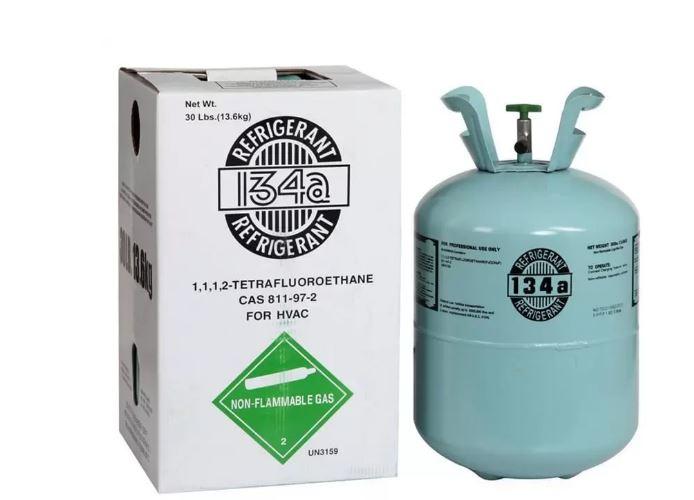 Gas Refrigerante Refrigerant R-134a R134a