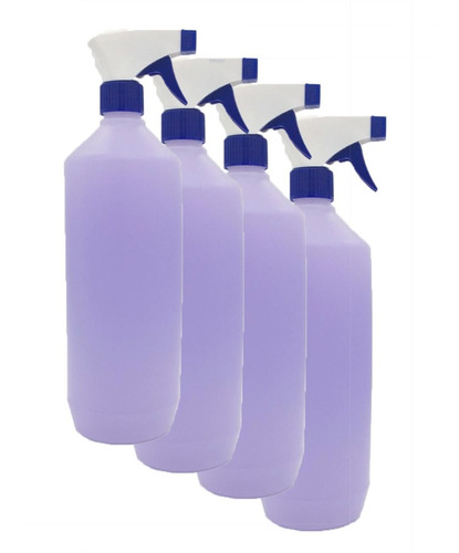 Kit 6 Bactericidas Aromatizante Ar Condicionado 1 Litro