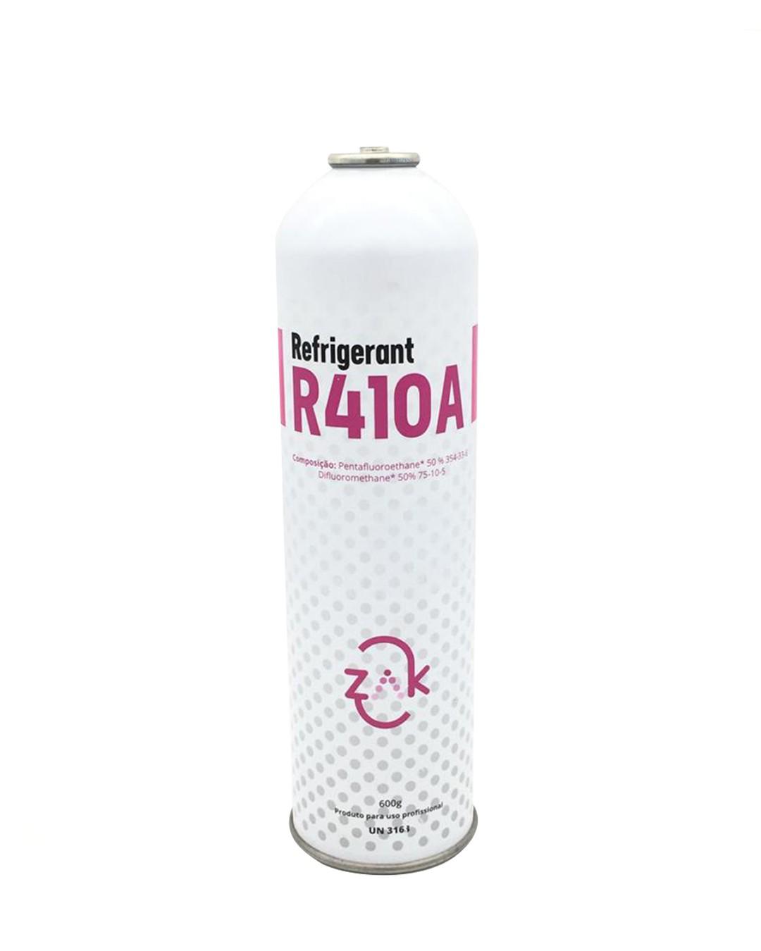 Latinha R410a Refrigerante 600g