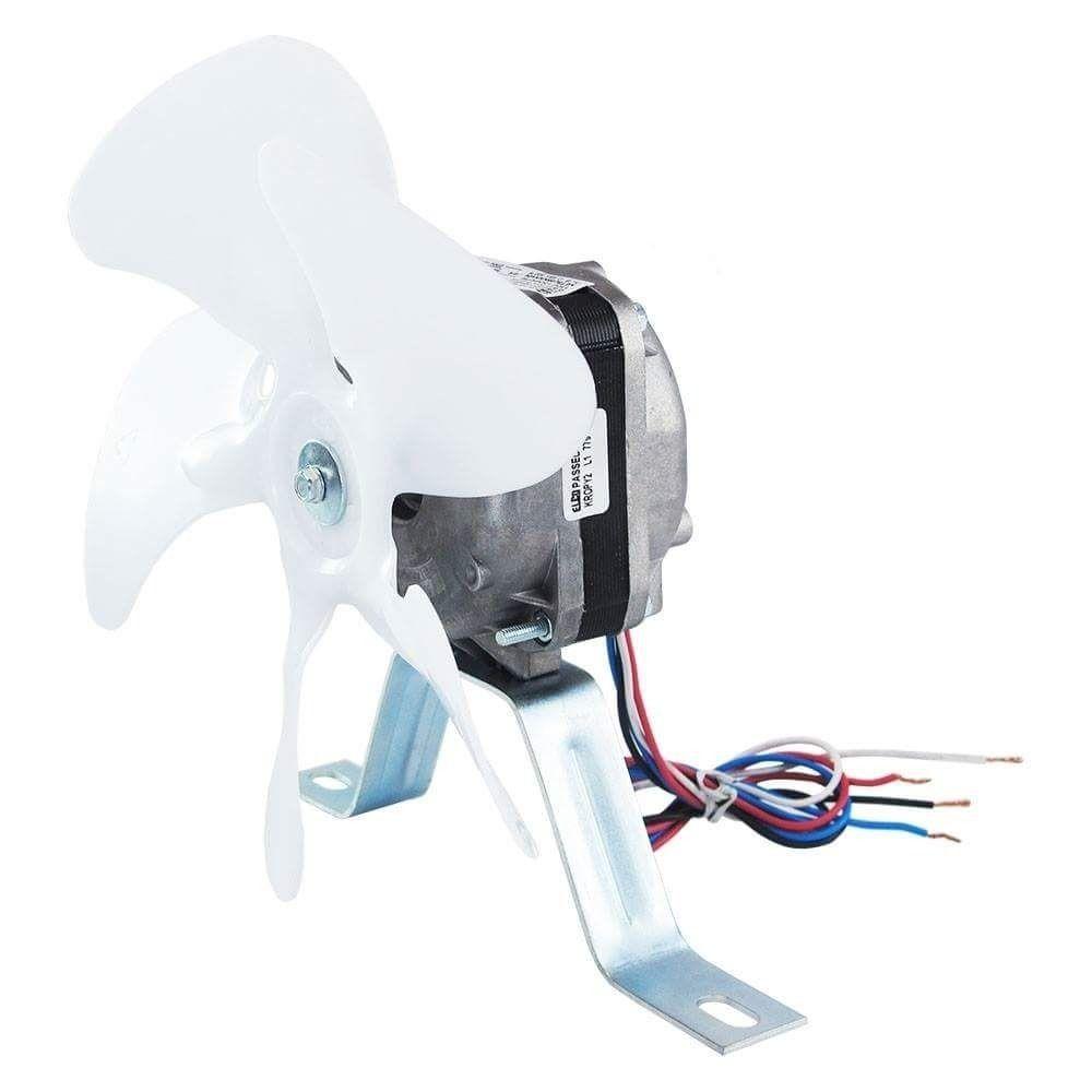 Micro Motor 1/25 Bivolt com Hélice de Plástico