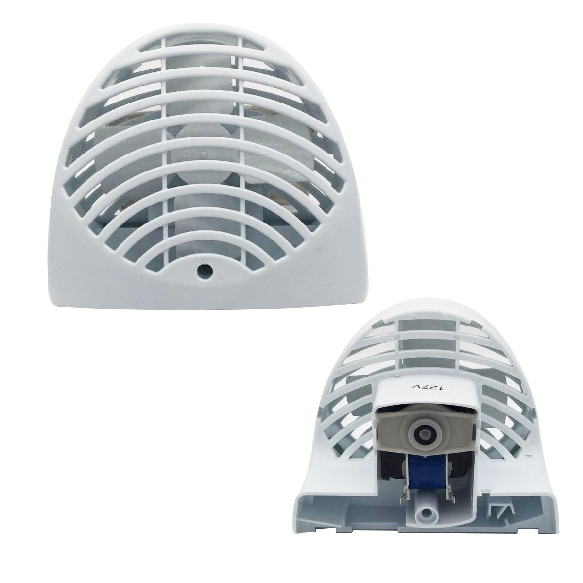 Motor Vent Completo Geladeira Rcct480 127v 710563