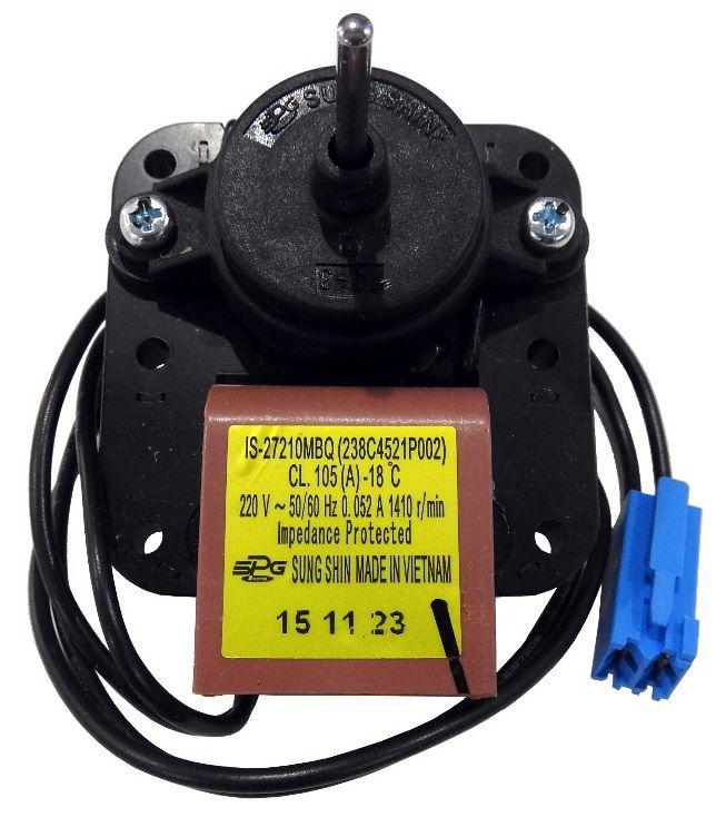 Motor Ventilador EM2513 Geladeira - 220v - Continental