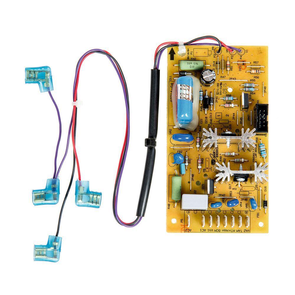 Placa de Potência 220/Hz Lavadora - Brastemp