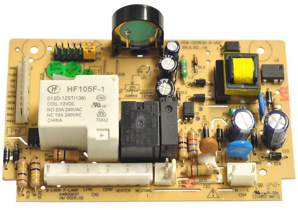 Placa De Potencia DF80/ DF80X/ DFW51/ DW51X/ DWN51/ DWX51 Código: 64800637
