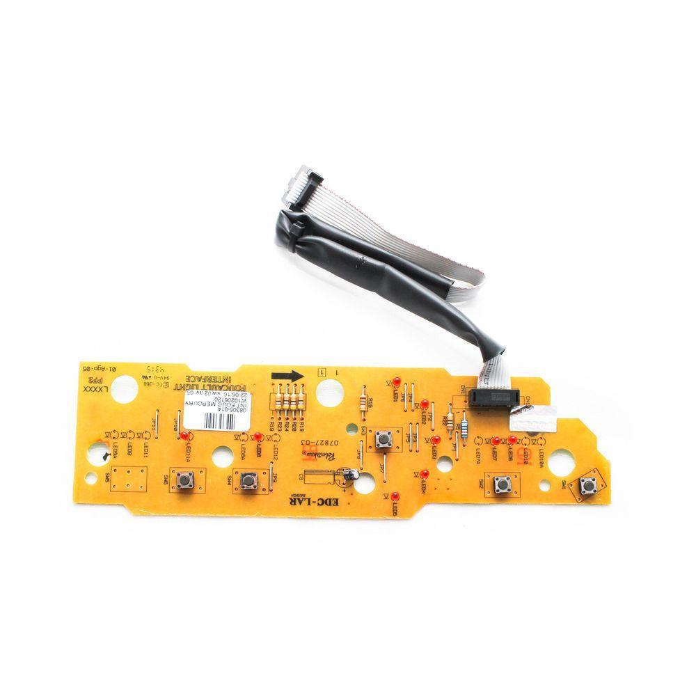 Placa De Interface Bivolt Foucault Merc BWC07A / BWC08A Código: W10206120