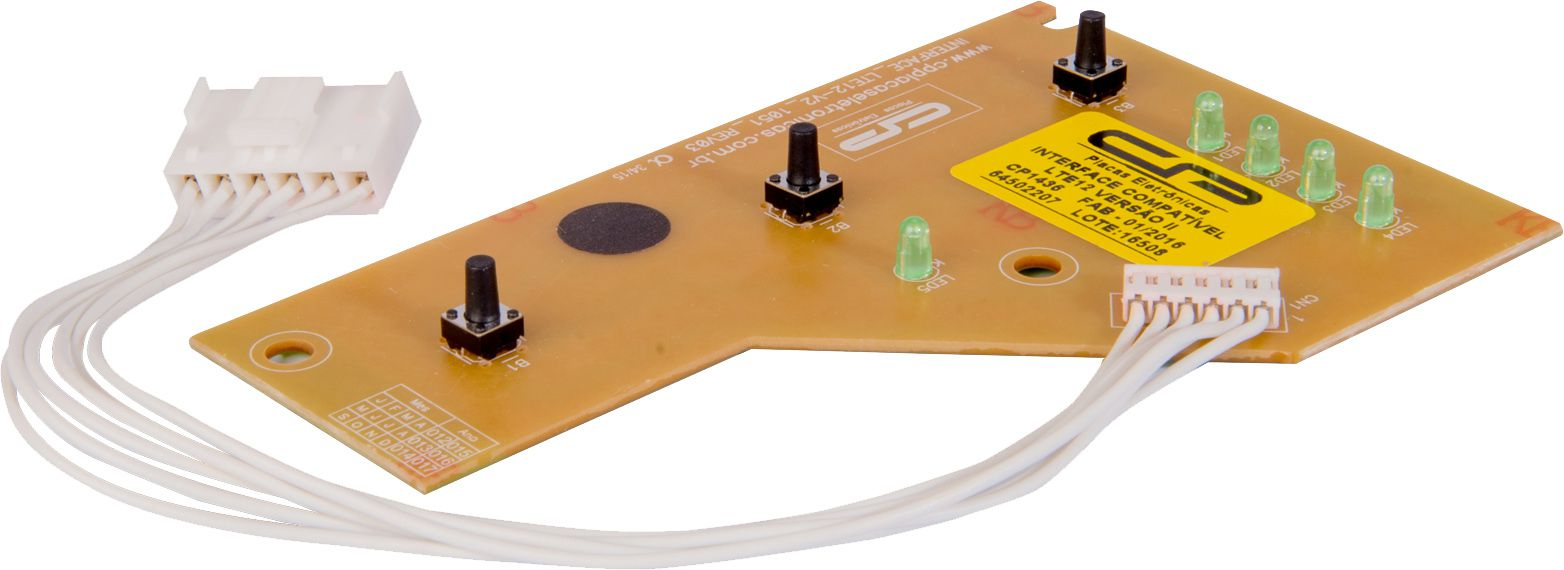 Placa de Interface LTE12 Versão 2 (CP1436)