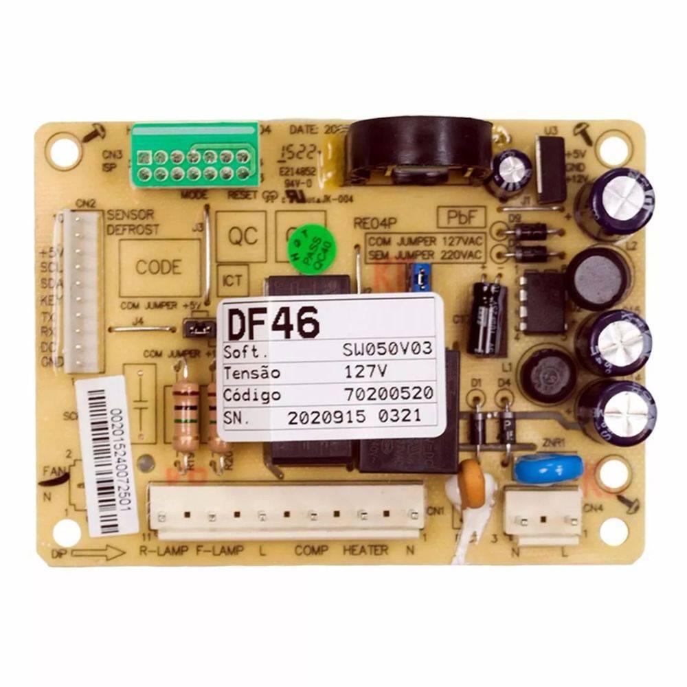 Placa de Potencia 127v - Electrolux