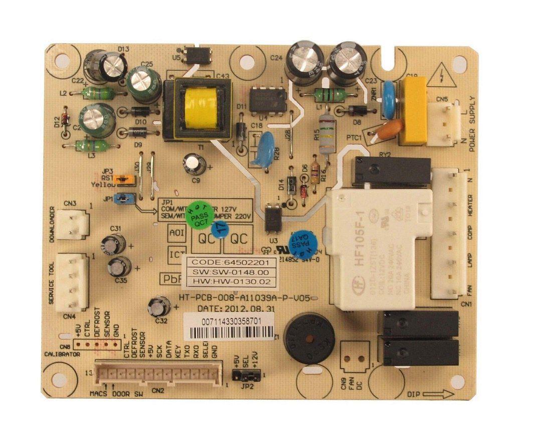 Placa de Controle e Potencia - Electrolux