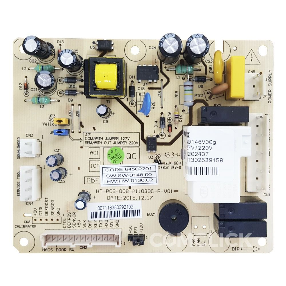 Placa De Potencia ERF1500/ DF80/ DF80X Código: 70202437