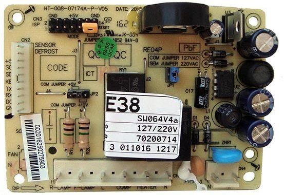 Placa De Potencia RFE38 Código: 70200714