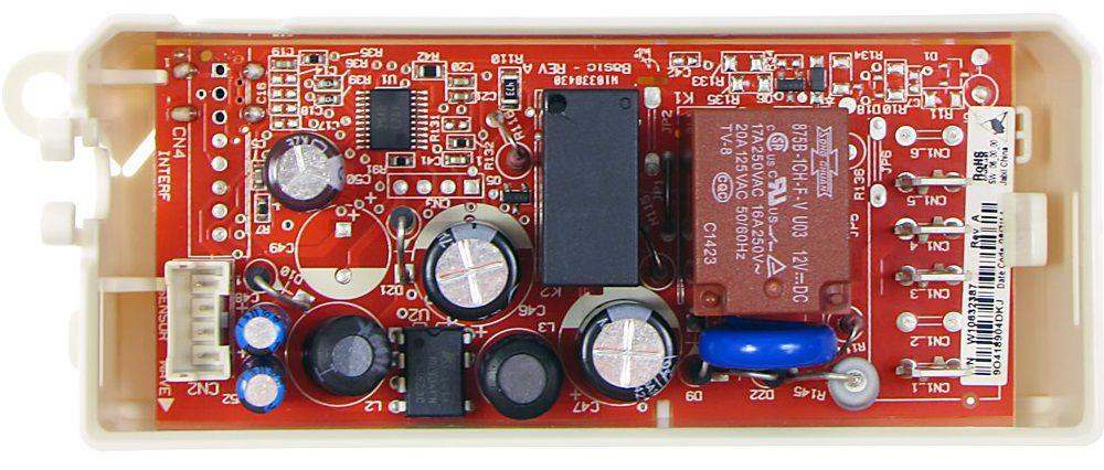 Placa Eletrônica 220v Hercules Código: W10215333
