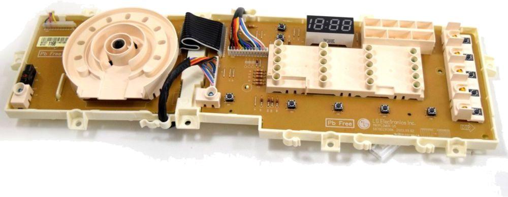 Placa Eletrônica Lavadora LG Código: 6871EC1116B