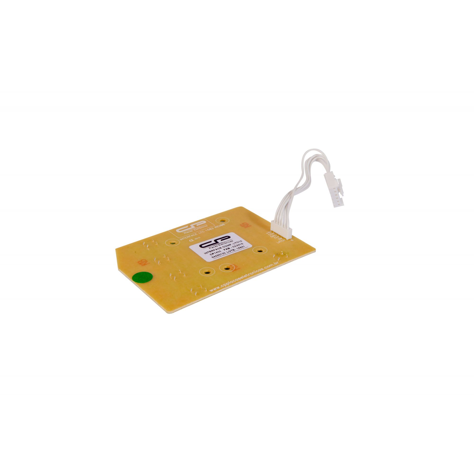 Placa Interface  Lavadora LTC10 / LTC12 / LTC15 / LT11F / LT12F / LT15F / LTD09 / LTD11 (CP1435)