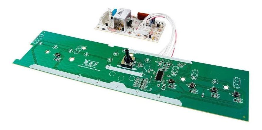 Placa Interface + Potência Brastemp Ative 11kg Bwl11