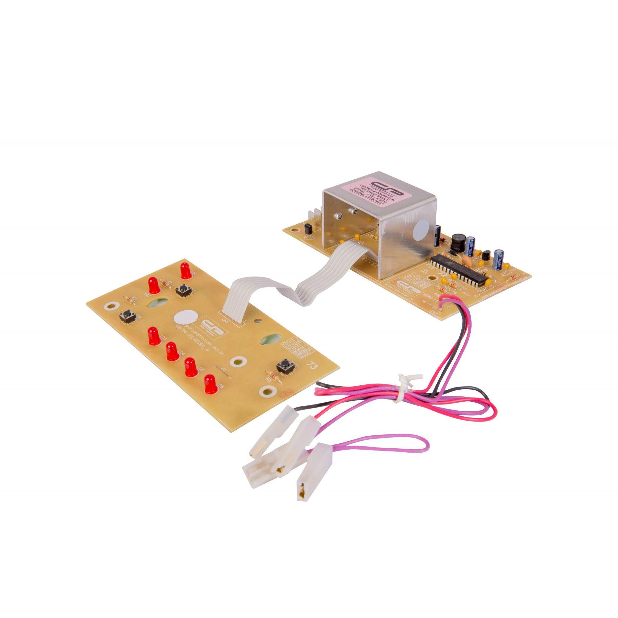 Placa Eletrônica Bivolt Lavadora - Consul