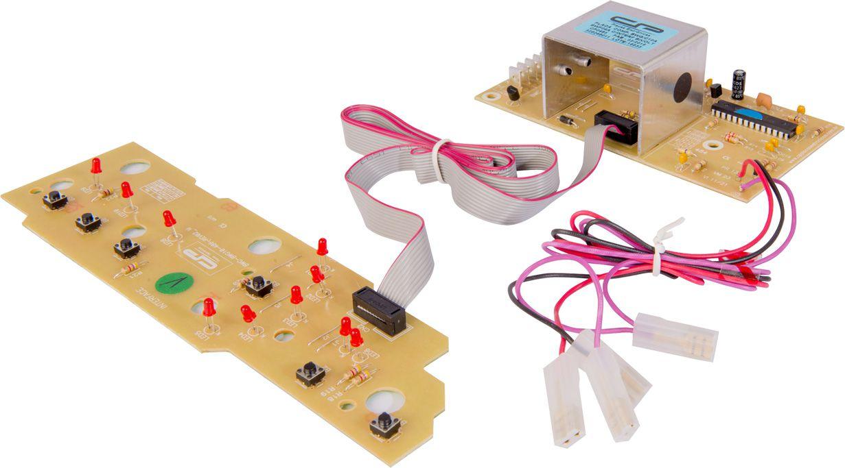 Placa Lavadora Brastemp Bwg/c10a Bwf9a Com Interface (CP0485)